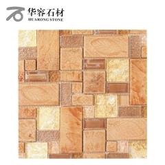 华容石材卫生间浴室背景墙马赛克CD-319