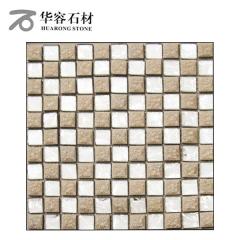 华容石材卫生间浴室背景墙马赛克CD-131