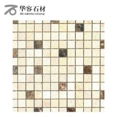 华容石材卫生间浴室背景墙马赛克CD-377