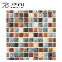 华容石材卫生间浴室背景墙马赛克CD-343