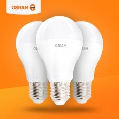 欧司朗照明  6W无极调光调色LED灯泡家用卧室书房调控智能球泡 定金