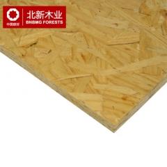 北新欧松板超E0级环保巴西进口OSB板定向结构板装饰装修板9mm 厚 咨询客服