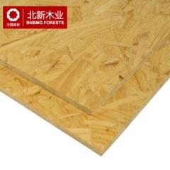 北新欧松板超E0级环保巴西进口OSB定向结构板装饰板家具板15mm厚 咨询客服