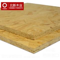 北新欧松板超E0级环保巴西进口OSB 定向结构板装饰家具用板18mm厚 咨询客服