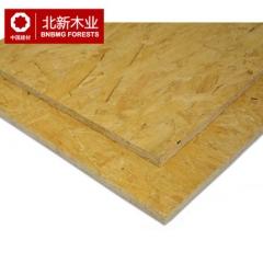 北新欧松板超E0级环保德国进口OSB 定向结构板装饰家具用板9mm厚 咨询客服
