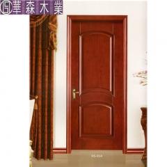 腾飞木业 华森木门  雕花门系列HS014 复合实木门室内门套装门生态门强化烤漆门卧室门房门 图片色