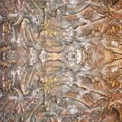 自然色硅藻泥涂装客厅卧室儿童房电视背景墙辊涂喷涂墙面鬼斧神工 可定制(定金)
