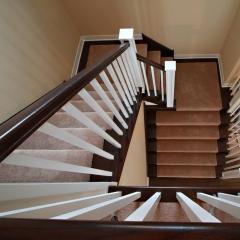 心韵楼梯螺旋实木楼梯 图片色 咨询客服 定制尺寸
