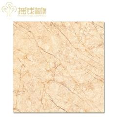 摇钱树陶瓷客厅卫生间大理石瓷砖防滑耐磨地板砖新鹅毛金MD8202B 800x800mm