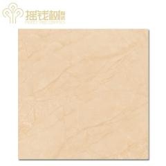 摇钱树陶瓷客厅卫生间大理石瓷砖防滑耐磨地板砖中欧米黄MD8112A 800x800mm