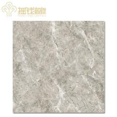 摇钱树陶瓷客厅卫生间大理石瓷砖防滑耐磨地板砖帕斯高灰MD8301C 800x800mm