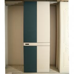 富伊特衣柜移门拼接撞色移门厂家直销 图片色 吸塑 尺寸与颜色可定制  咨询客服 定金