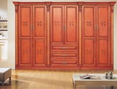 迈特实木衣柜MSY-02 图片色 实木 可定制 定金