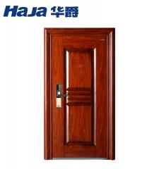 华爵指纹锁智能电子密码锁防盗门安全门入户门进户门ZY003 图片色 钢 950*2050左外开