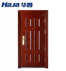 华爵甲级防盗门拼接门进户门入户门安全门PJ019 图片色 钢 950*2050左外开