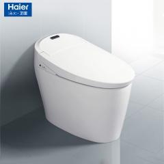 海尔卫浴智能马桶一体式全自动无水箱智能坐便器电动马桶盖家用H2