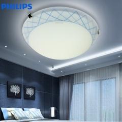 远诚照明飞利浦led吸顶灯卧室客厅餐厅阳台过道玻璃圆形创意现代简约灯具