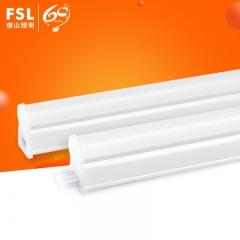 佛山照明T5灯管一体化灯管支架全套 LED灯带灯管led日光 0.3米4W