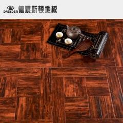 德累斯顿地板家用卧室防水强化地板艺术拼花地板140-5 808x404mm