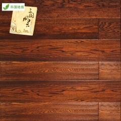 科强地板多层实木系列深橡F601 1860*192*15mm