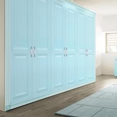 蔓思衣柜MSPK-81001 图片色 尺寸与材质  咨询客服 MSPK-81001 定金