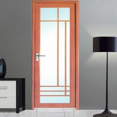 欧尚名门 平开门系列 沙比利E-250 格条玻璃 可定制 图片色 铝合金(具体咨询客户) 定金