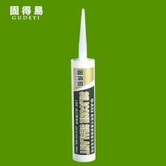 盛信胶行固得易玻璃胶酸性大板玻璃胶G-A32