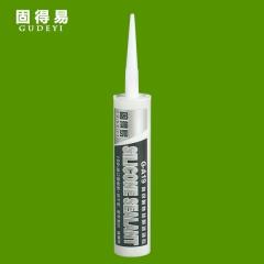 盛信胶行固得易玻璃胶高级酸性硅酮玻璃胶G-A19