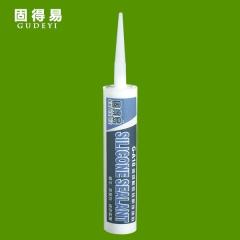 盛信胶行固得易玻璃胶高级酸性硅酮玻璃胶G-A18