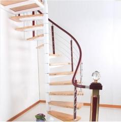 金优维梯业室内阁楼楼梯钢木复式楼梯跃层 咨询客服 咨询客服 付款方式:定金