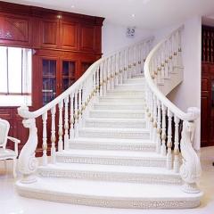 金优维梯业 实木楼梯弧形楼梯装修装饰 实木楼梯定制 咨询客服 咨询客服 付款方式:定金