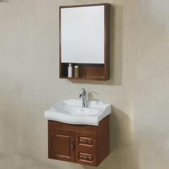 水星卫浴简约现代浴室柜组合浴室柜卫生间洗漱台A-6002 主柜600*460mm 定金