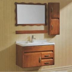 水星卫浴简约现代浴室柜组合浴室柜卫生间洗漱台A-6011 主柜800*460mm 定金
