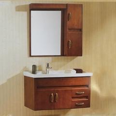 水星卫浴简约现代浴室柜组合浴室柜卫生间洗漱台A-6012 主柜900*460mm 定金