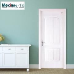 Mexin美心门套装门室内门免漆定制门卧室门静音门欧式简约2114