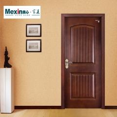 Mexin美心门 油漆门室内门实木复合门 定制木门 套装门N856 颜色尺寸可定制 木 N856