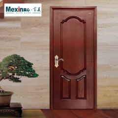 Mexin美心门室内门实木复合门油漆门套装门卧室门定制木门@3352 JC51红河谷 杉木 3352