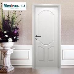 Mexin美心门室内门实木复合门油漆门套装门卧室门定制木门@3352 JC54沙洲鹭 杉木 3352