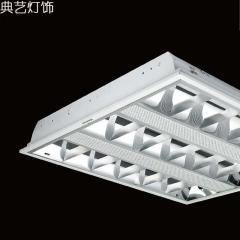 典艺灯饰 LED格栅灯盘系列  护眼省电 无频闪 超长寿命 节能 定金