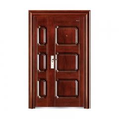 王力防盗门甲级子母门特能锁芯安全进户门入户门CL22子母可定制