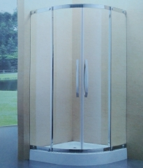 荣辰五金润森美洁具整体浴室淋浴房定制干湿分离淋浴房S38 定金