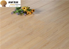 康威地板  强化复合 环保地板  防水耐磨 封蜡高光面 卧室木地板 KW9015