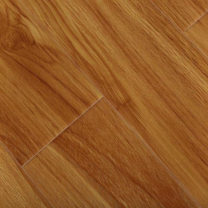 安心地板强化复合地热地板镜面木纹优雅气质美式原味装修 简约风
