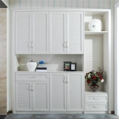 多伦斯定制衣柜实木衣柜 米白 实木 尺寸 订金