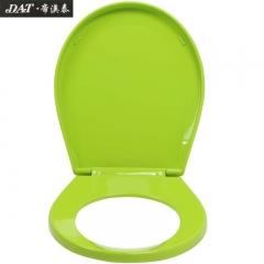 彩色马桶盖板老式坐便盖儿童彩色马桶盖通用快拆带缓降小U型 定金