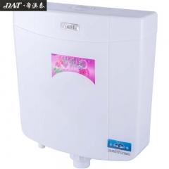 厕所马桶水箱大冲力蹲坑蹲便器水箱家用卫浴水箱双按式静音节能 定金