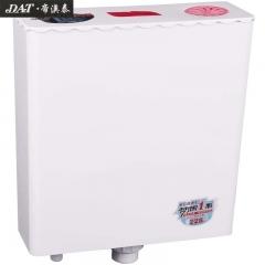 马桶水箱带香盒蹲便器水箱挂壁式厕所冲水箱双按式静音节能 定金
