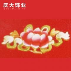 庆大饰业藏式装饰材料吊顶背景墙边框室内外装饰线条A-004 定金