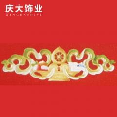 庆大饰业藏式装饰材料吊顶背景墙边框室内外装饰线条A-013 定金