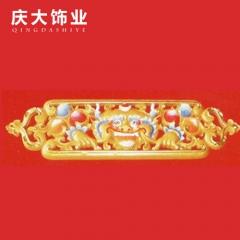 庆大饰业藏式装饰材料吊顶背景墙边框室内外装饰线条B-052 定金